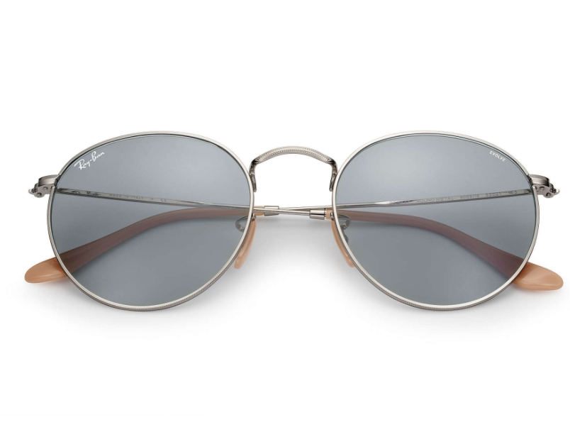 Ray-Ban Round Evolve RB3447 9065I5 50MM (New arrival)