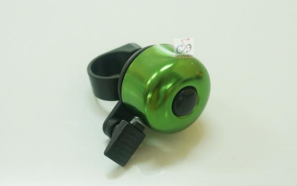 กระดิ่งพรีเมี่ยมสีเขียว