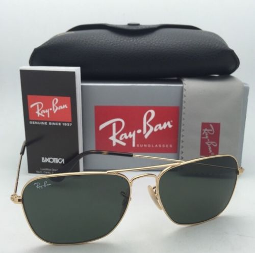 Ray Ban RB3136 181 Caravan 58mm