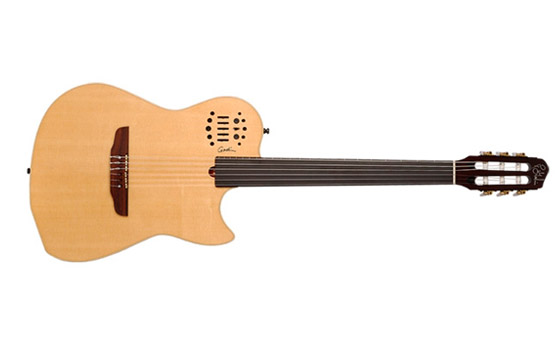 GUDIN GUITAR Multiac Nylon Fretless