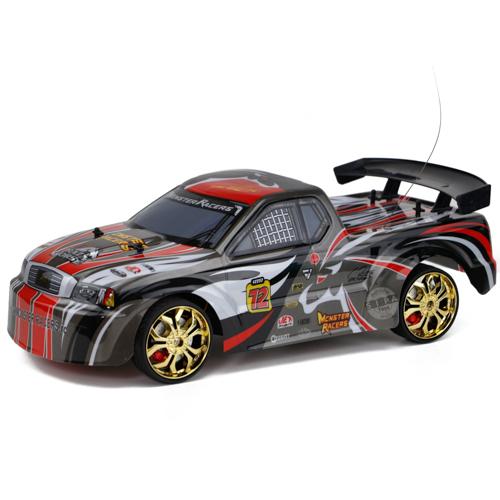 รถบังคับวิทยุ กระบะ IZUZU D-Max (The new Drift IZUZU D-WAX)