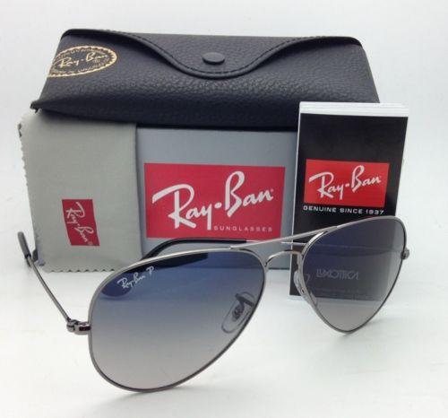 Ray Ban Polarized RB3025 004/78