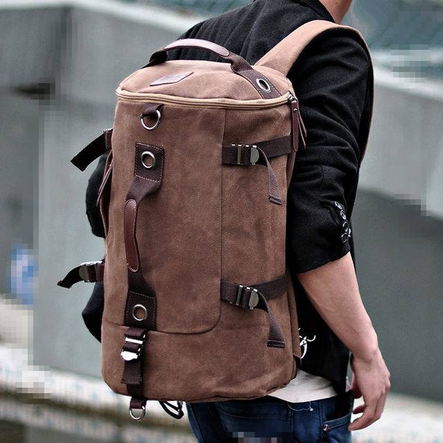Canvas Chic Backpack