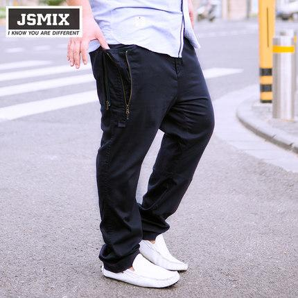 [พรีออเดอร์] กางเกงแฟชั่นเกาหลีผู้ชายไซต์ใหญ่ size 38 - 46 ขายาว - [Preorder] Plus size Men ฺKorean Hitz size 38 - 46 Long Trousers