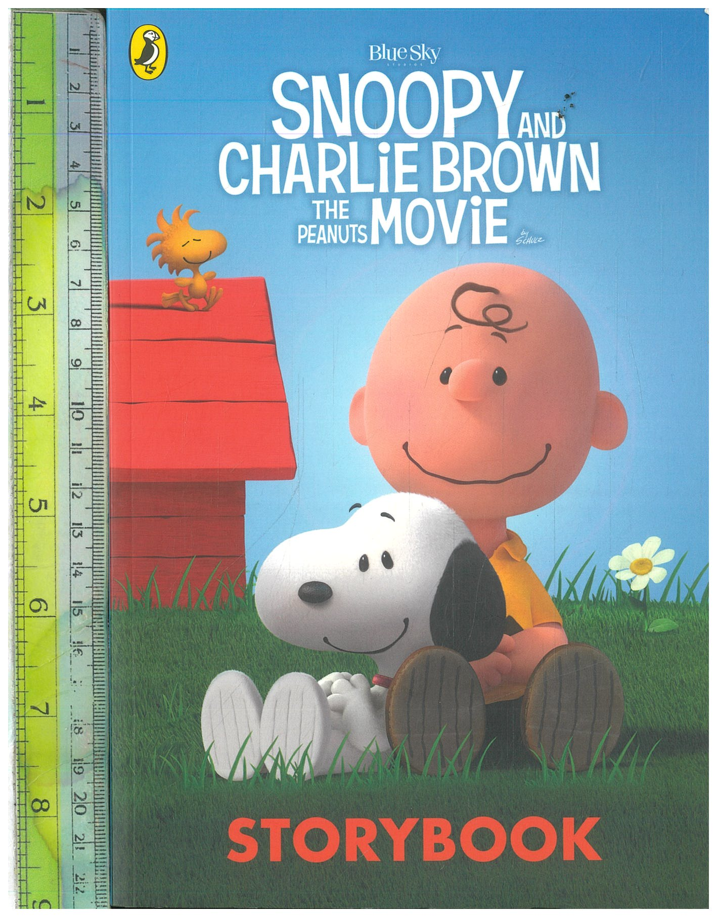 Snoopy and Charlie broen