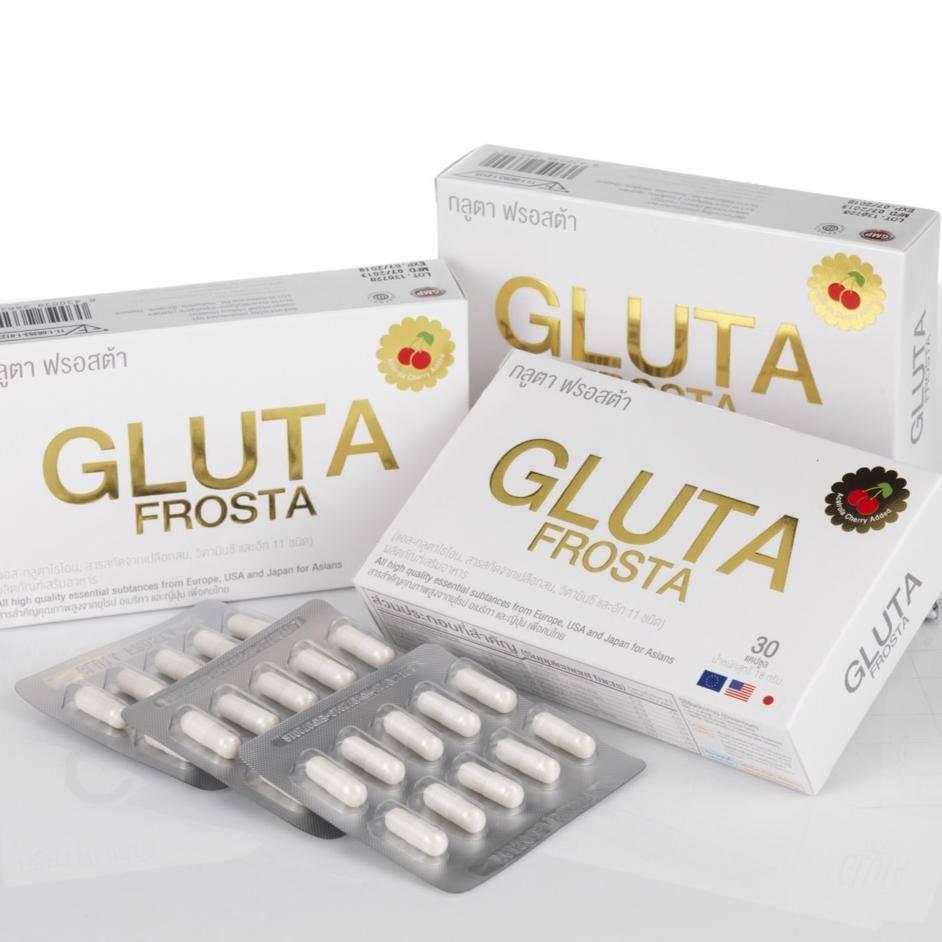 Gluta Frosta กลูต้าฟรอสต้า ของแท้