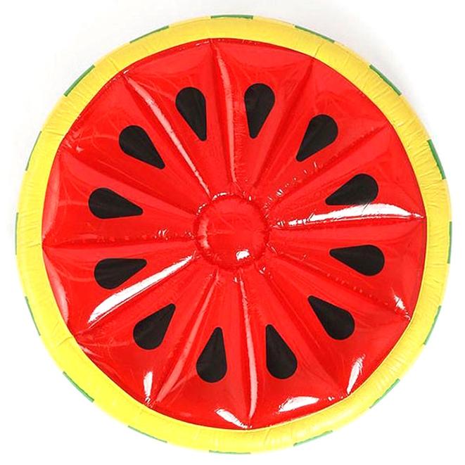 ห่วงยางเล่นน้ำแฟนซี แพยางเป่าลม แตงโม Watermelon