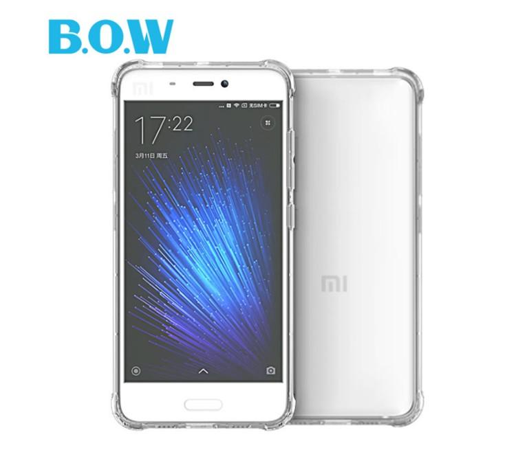 เคสใสกันกระแทก Xiaomi Mi5 B.O.W. TPU Case (เคสนิ่ม)