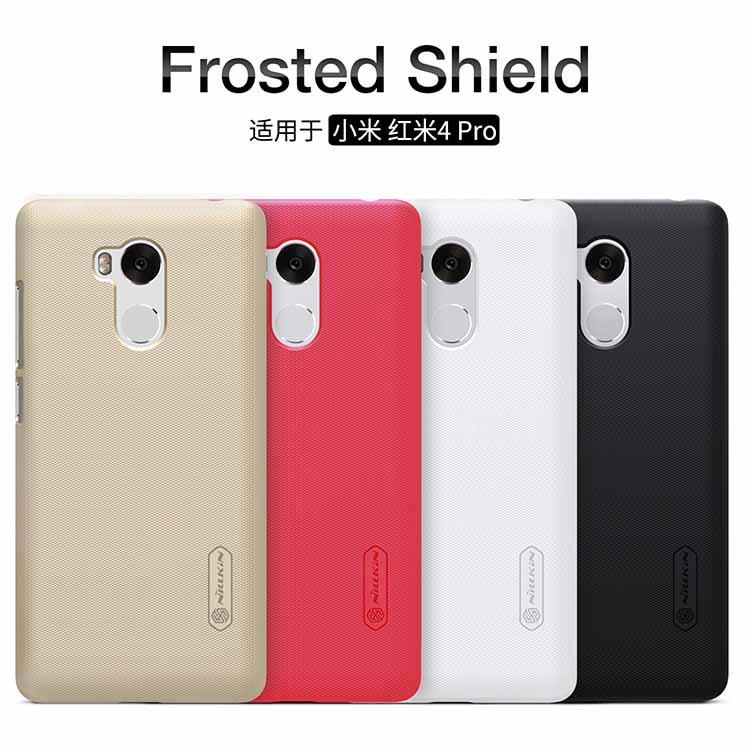 เคส Xiaomi Redmi 4 Pro / Prime Nillkin Super Frosted Shield