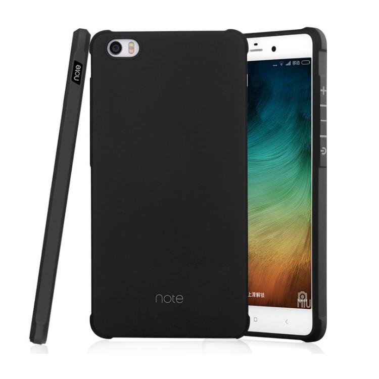 เคส Xiaomi Mi Note / Pro Simple TPU (Black)