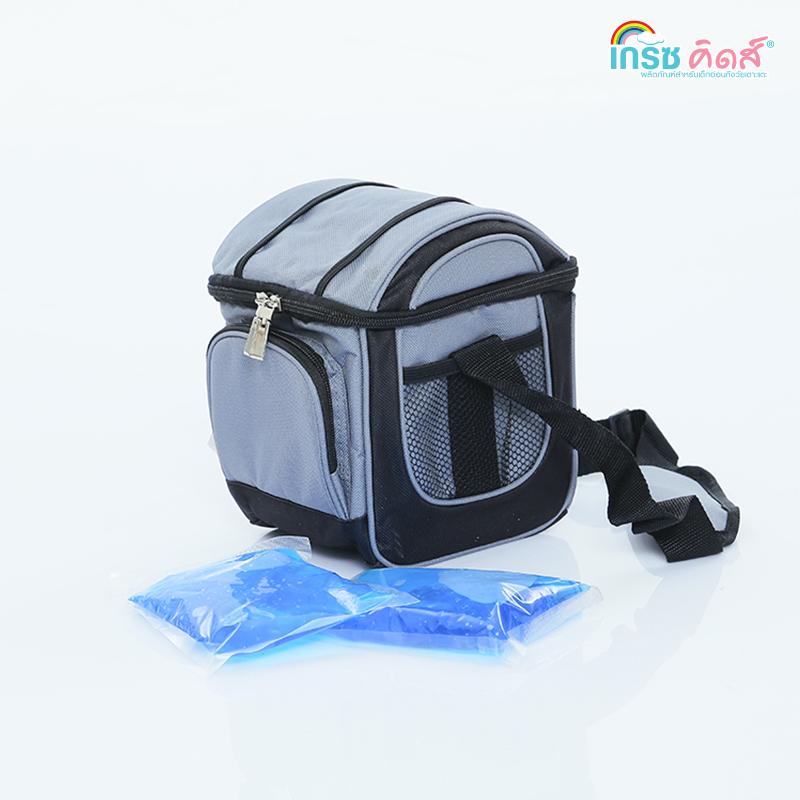 เกรซคิดส์กระเป๋าเก็บนมและอาหาร รักษาอุณหภูมิ ยกลัง(4 ชิ้น)
