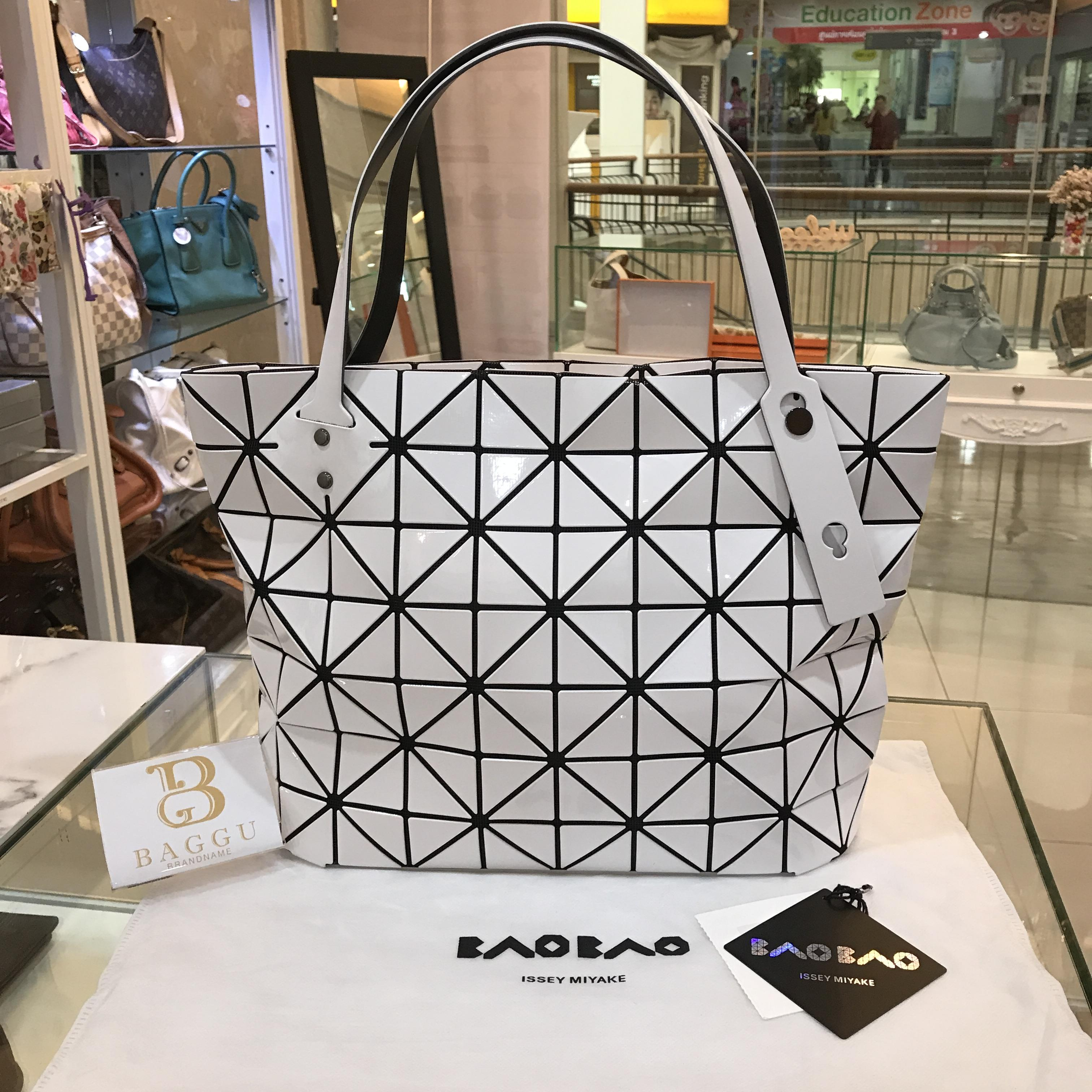 (SOLD OUT)ISSEYMIYAKE Baobao Rock White