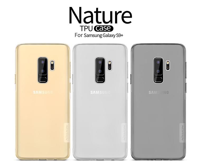 เคสมือถือ Samsung Galaxy S9+ (S9 Plus) รุ่น Nature TPU Case