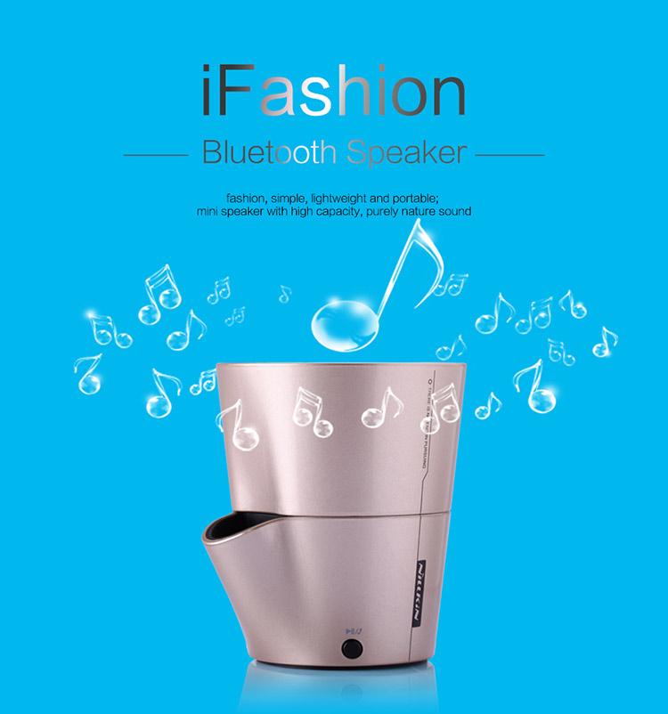 ลำโพงบลูทูธ Nillkin iFashion Bluetooth Speaker