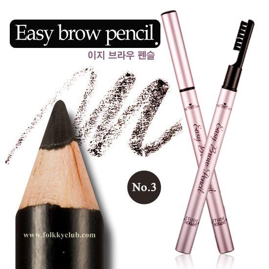 Etude House Easy Brow Pencil 77 mm [ No.3 ]