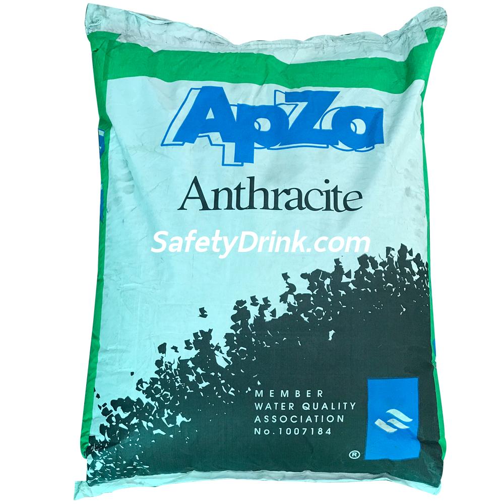 Anthracite APZA (50 ลิตร/กระสอบ)