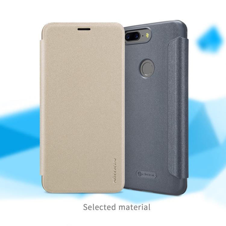 เคสมือถือ OnePlus 5T รุ่น Sparkle Leather Case