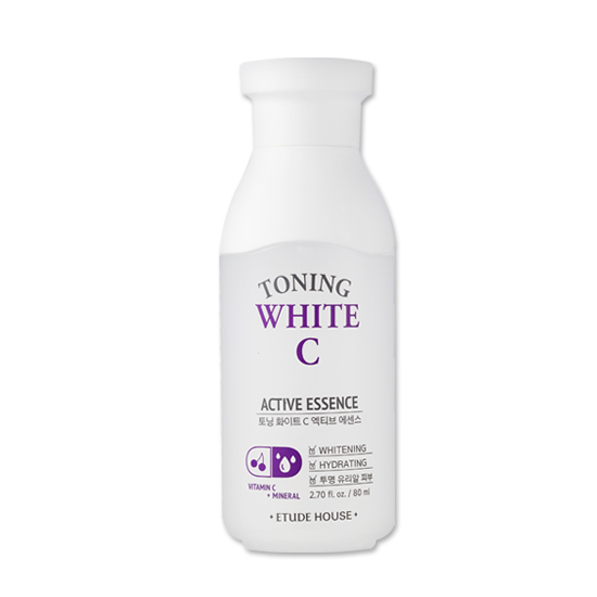 Etude House Toning White C Active Essence 80ml.