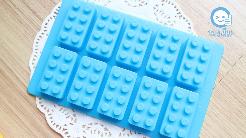 พิมพ์ขนม ตัวต่อเลโก้ B361