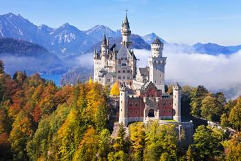 ทัวร์ยุโรป เยอรมัน เชค ออสเตรีย สโลวาเกีย ฮังการี 8วัน 5คืน EK