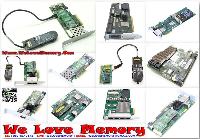 431896-001 [ขาย จำหน่าย ราคา] HP Smart Array E200i Plus Controller Mezz for Proliant Blades servers