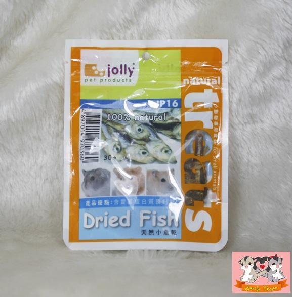 jolly เนื้อปลาอบแห้ง