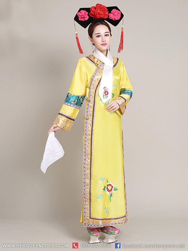 ชุดจีน