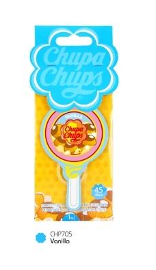 (1 แถม 1) Chupa Chups แผ่นน้ำหอม Lollipop กลิ่น Vanilla (วานิลลา)