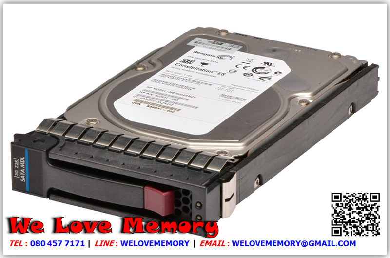 601775-001 HP MSA2 300-GB 15K 3.5 DP SAS HDD