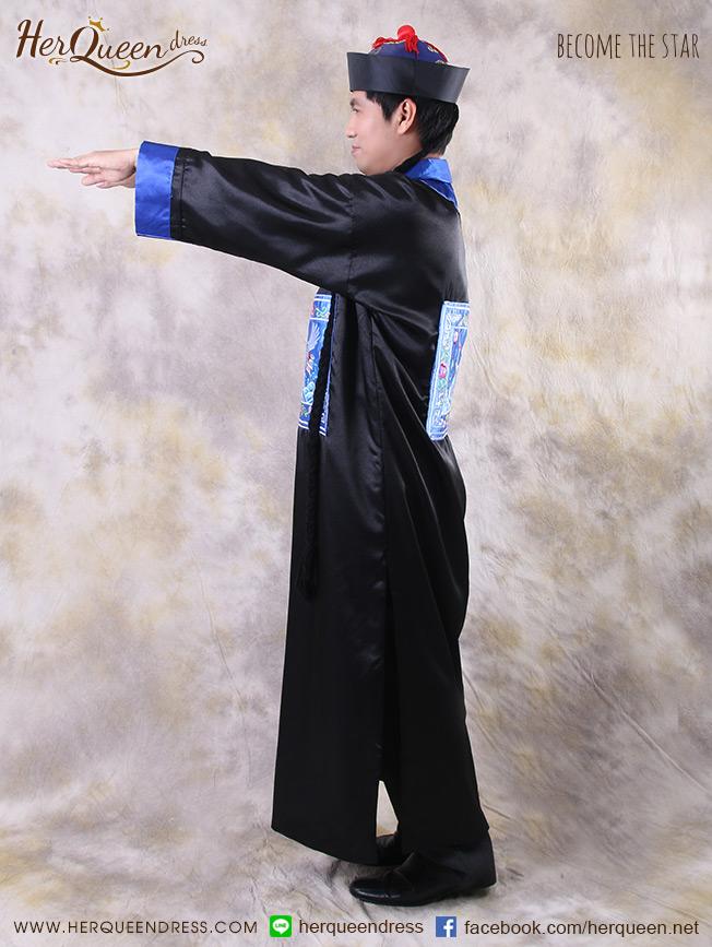 ชุดผีจีน