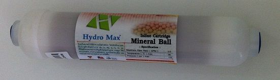 In Line Mineral เพิ่มแร่ธาตุ ปรับสภาพน้ำดื่ม