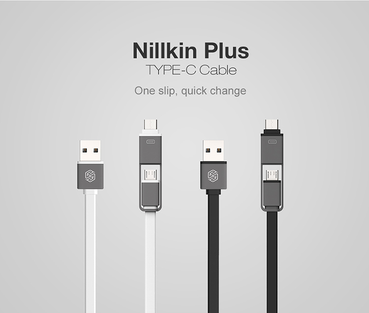 สายชาร์จ Nillkin Plus (Type C) Cable