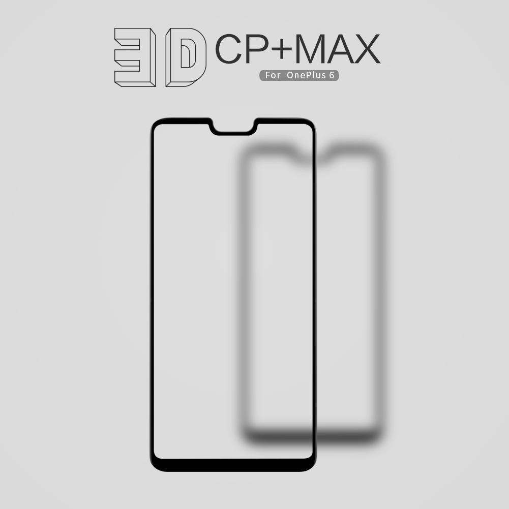 ฟิล์มกระจกนิรภัย OnePlus 6