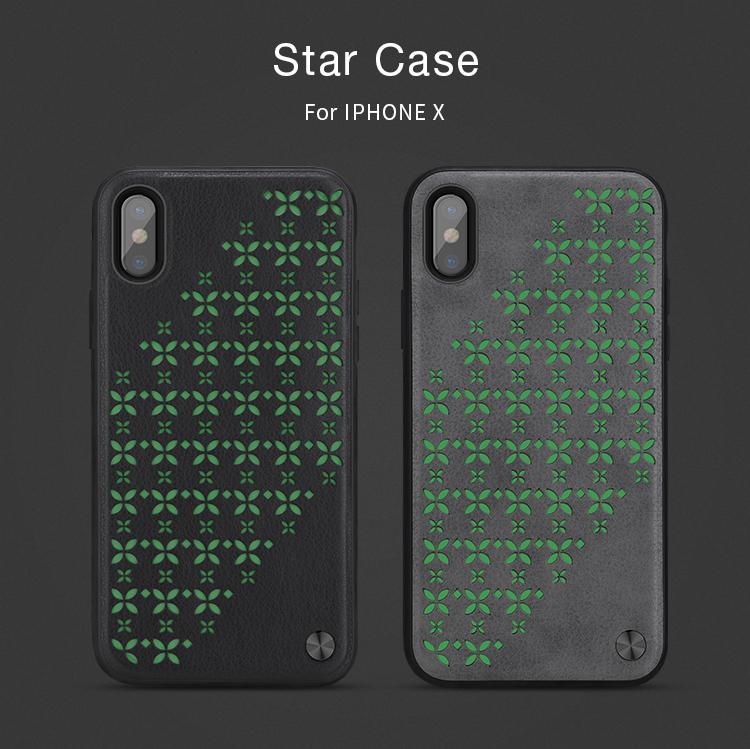 เคสมือถือ Apple iPhone X รุ่น Star Case