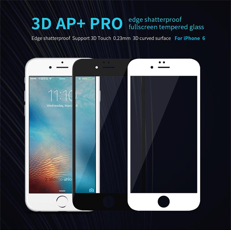 ฟิล์มกระจกนิรภัย Apple iPhone 6/6S