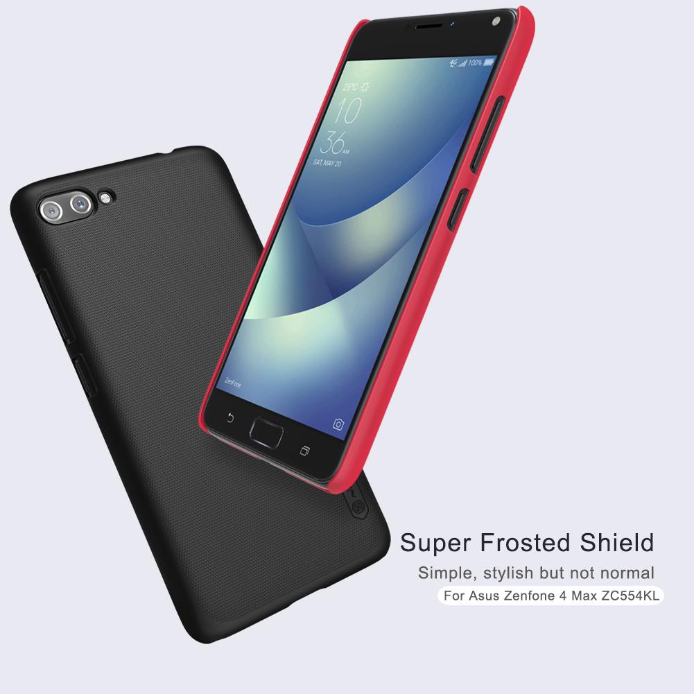 เคสมือถือ Zenfone 4 Max Pro (ZC554KL) รุ่น Super Frosted Shield