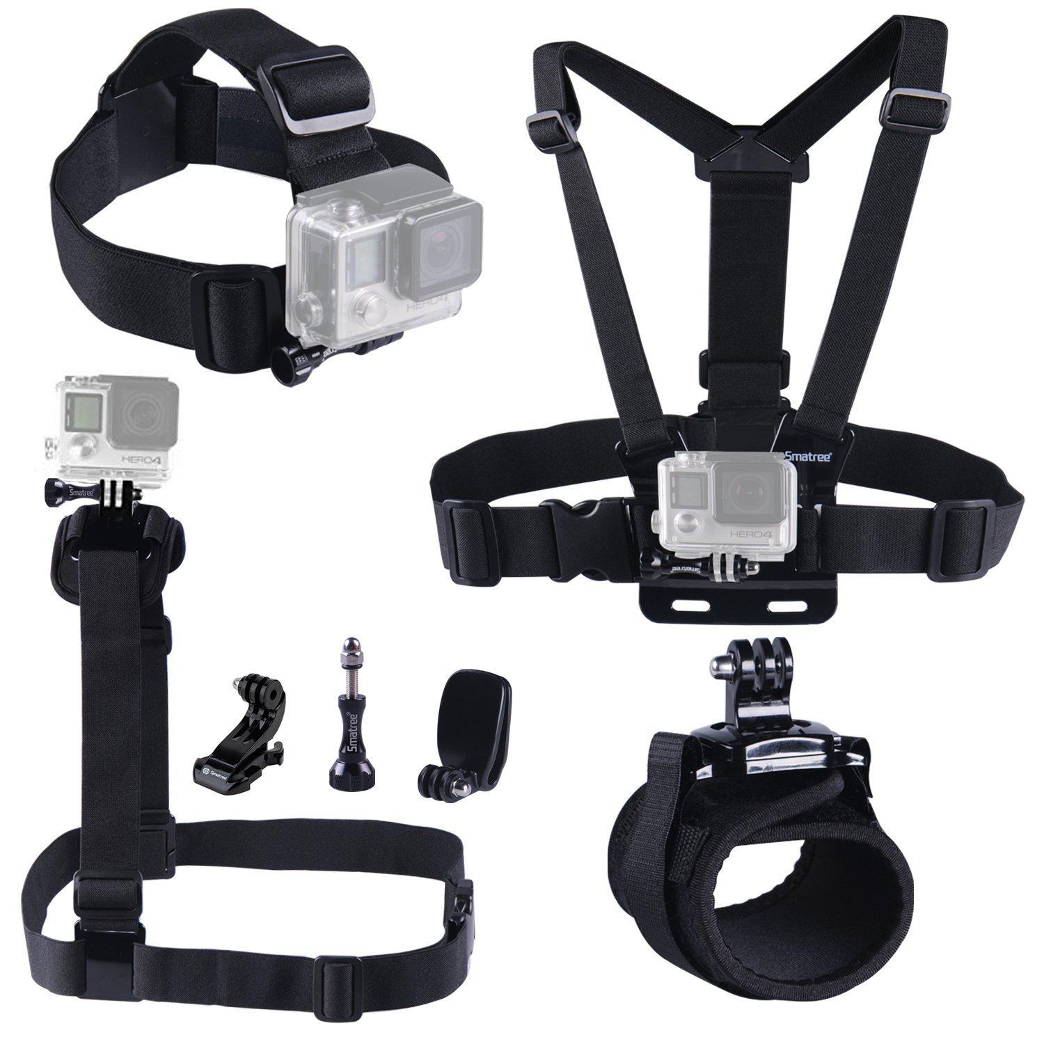 Smatree® 7-in-1 Gopro Accessories Kit