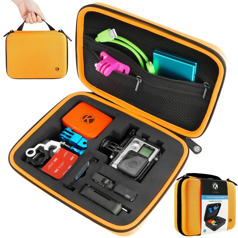 กระเป๋ากล้อง GoPro รุ่น Camkix M [ส้ม]