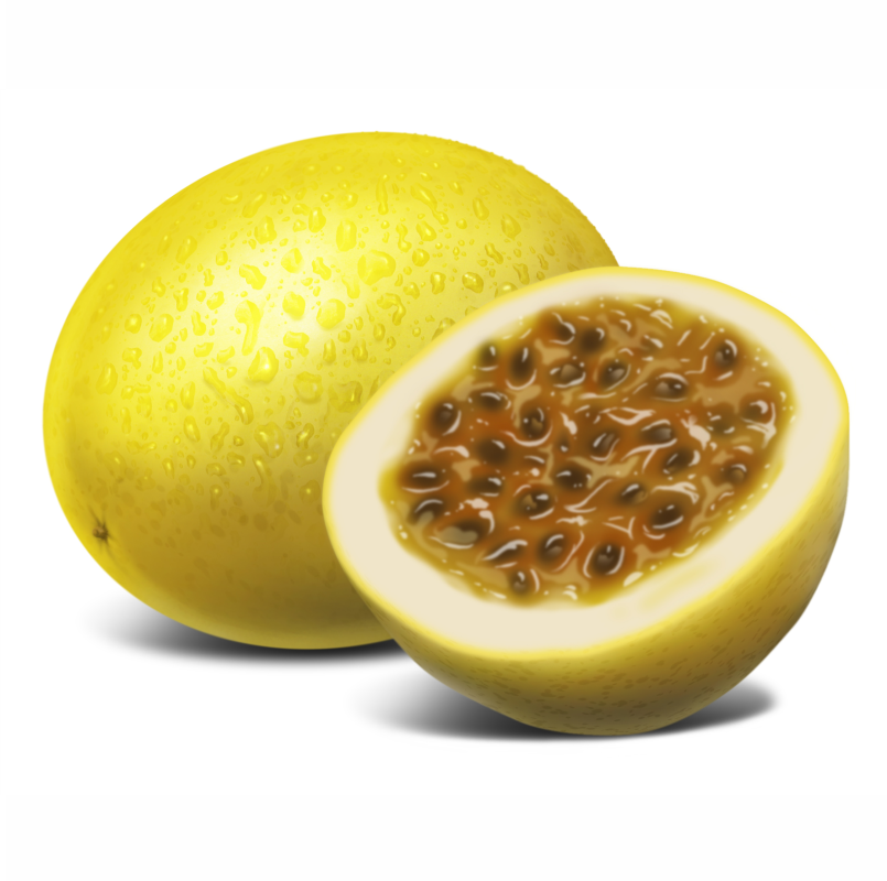 เสาวรสเหลือง - ซอง 10 -20 เมล็ด