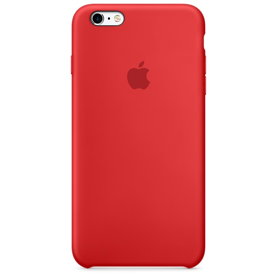 iPhone 6Plus,6SPlus Silicone Case -(PRODUCT)RED , เคสซิลิโคน iPhone 6Plus,6SPlus - (PRODUCT)RED