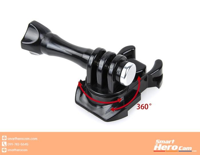 สุดยอด Basic mount แบบหมุนได้ 360 องศา
