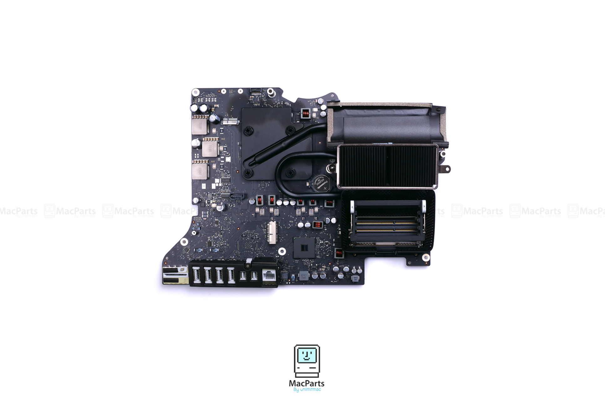 "661-7517 MLB 3.4GHz i5 2GB For iMac 27"" Late 2013 A1419 NO CPU"