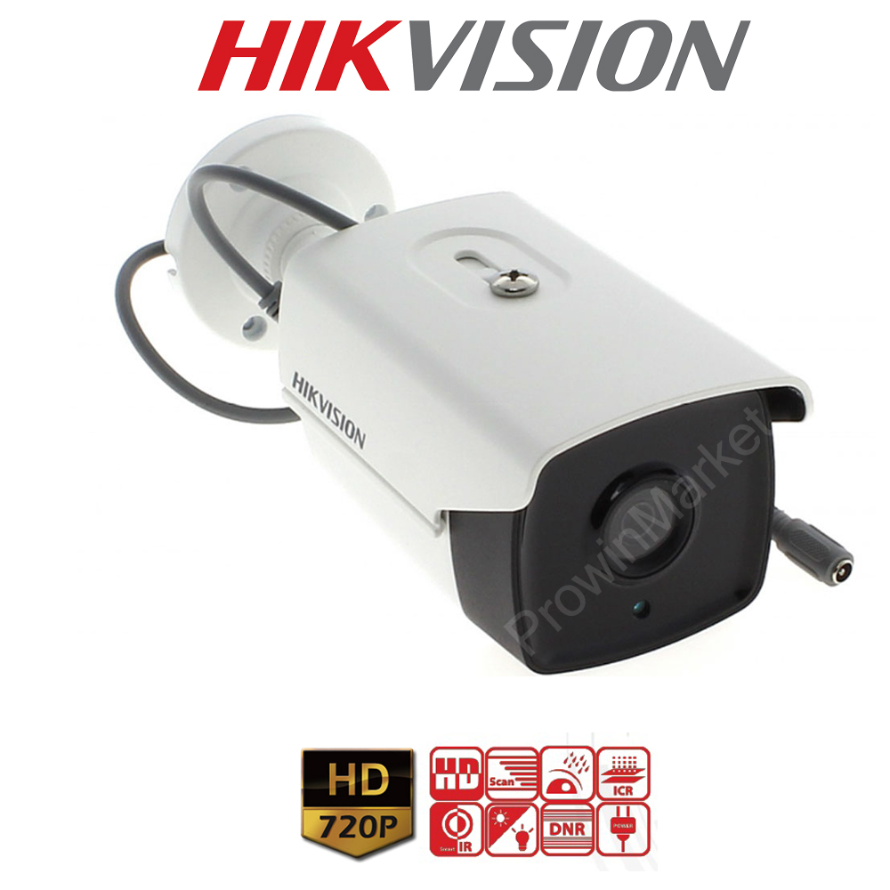 HIKVISION DS-2CE16C0T-IT5 1 MP Bullet Turbo HD