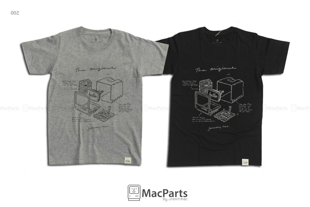 T shirt002_AppleClassic