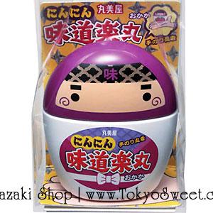พร้อมส่ง ** Furikake Tenori-ninja ผงโรยข้าวสาหร่าย ไข่ ปลาโอ และงาดำ มาในแพ็คเกจรูปนินจาสุดน่ารัก เก็บรักษาได้ง่าย พกพาสะดวก บรรจุ 18 กรัม