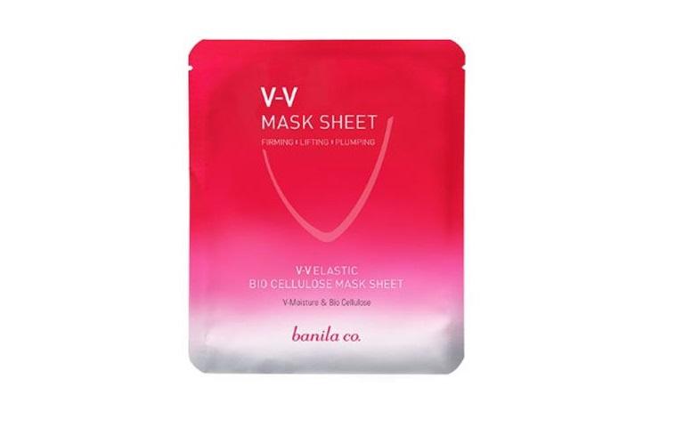 ++พร้อมส่ง++ Banila Co VV Elastic Bio Cellulose Mask Sheet 23g