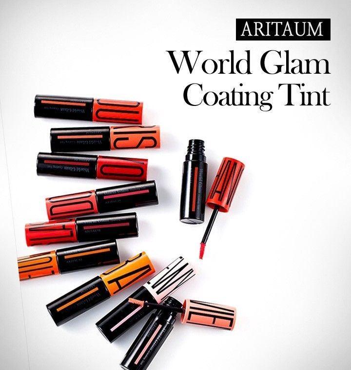 ++Pre order++ ARITAUM WORLD GLAM COATING TINT (10COLOR)