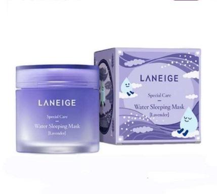 ++พร้อมส่ง++Laneige Lavender Sleeping Mask 70ml (2017 NEW LIMITED Edition)