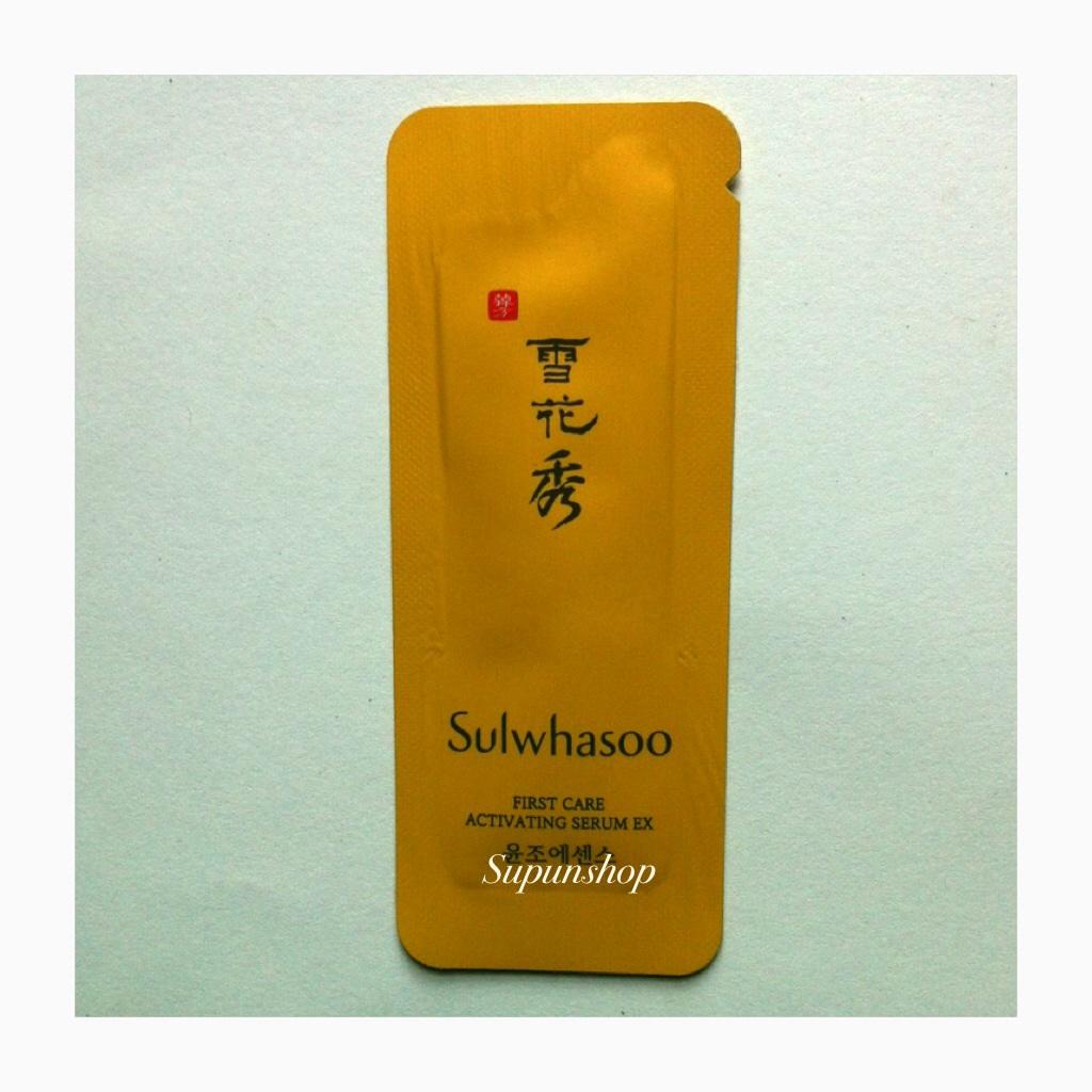 ++พร้อมส่ง++Sulwhasoo First Care Activating Serum EX 1ml