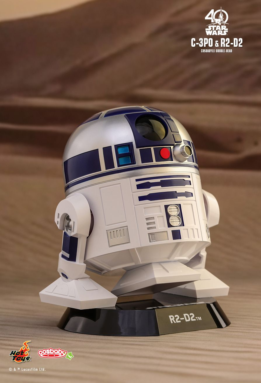 Hot Toys COSB384 STAR WARS - R2-D2